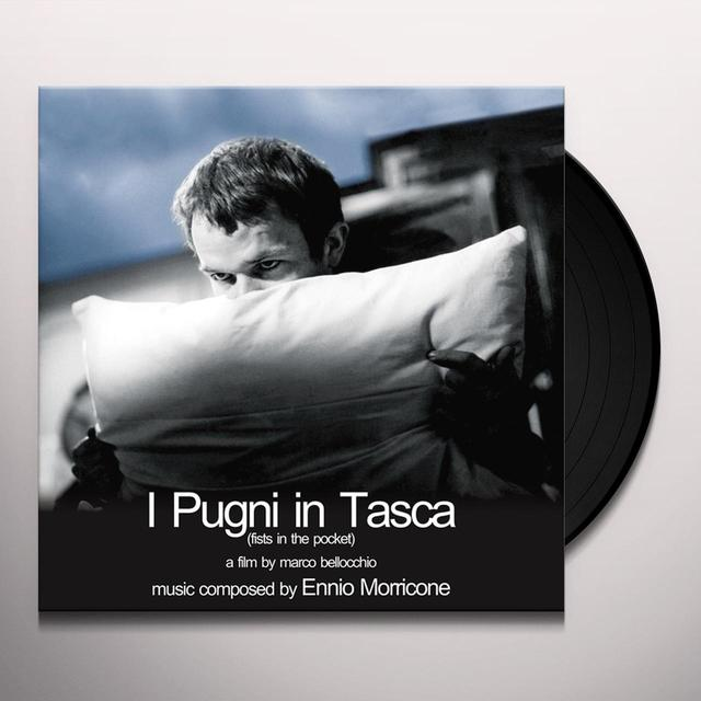 Ennio Morricone I PUGNI IN TASCA Vinyl Record