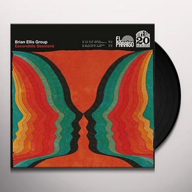 Brian Ellis ESCONDIDO SESSIONS Vinyl Record