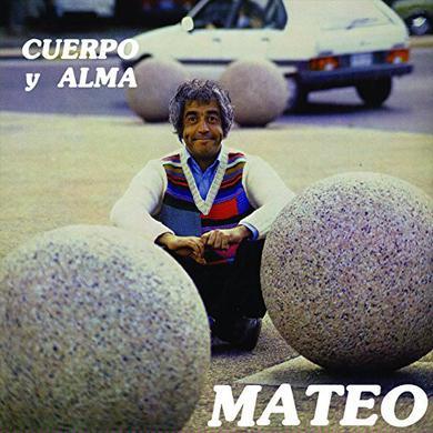 Eduardo Mateo CUERPO Y ALMA Vinyl Record
