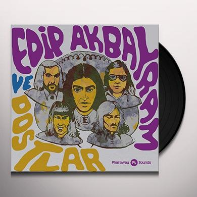 Edip Akbayram & Dostlar SINGLES OVERVIEW 1974-1977 Vinyl Record