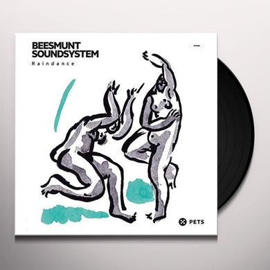 Beesmunt Soundsystem RAINDANCE Vinyl Record