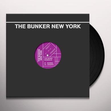Clay Wilson SKANDHA Vinyl Record