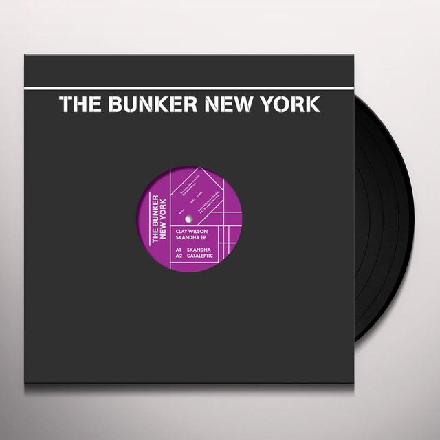 Clay Wilson SKANDHA (EP) Vinyl Record
