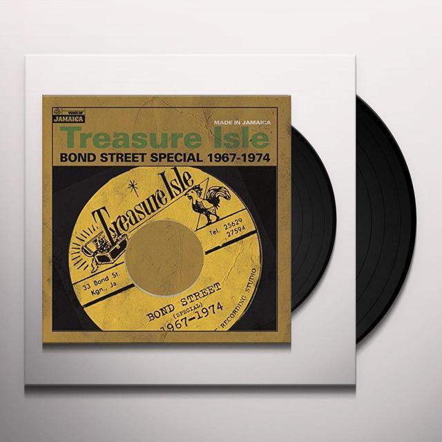 TREASURE ISLE: BOND STREET SPECIAL 1967-1974 / VAR Vinyl Record
