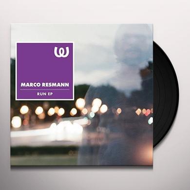 Marco Resmann RUN (EP) Vinyl Record
