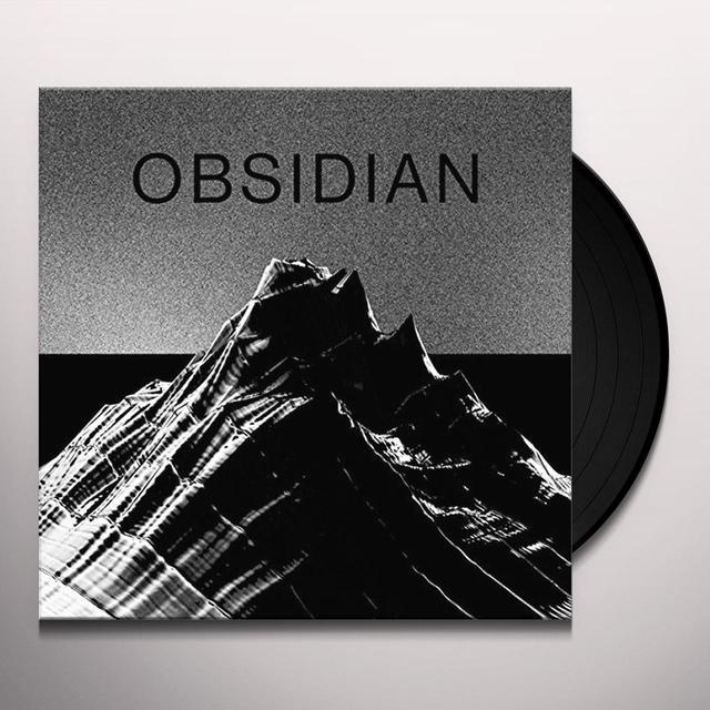 Benjamin Damage OBSIDIAN Vinyl Record