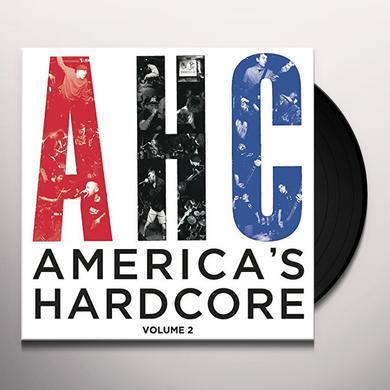 AMERICA'S HARDCORE 2 / VARIOUS Vinyl Record