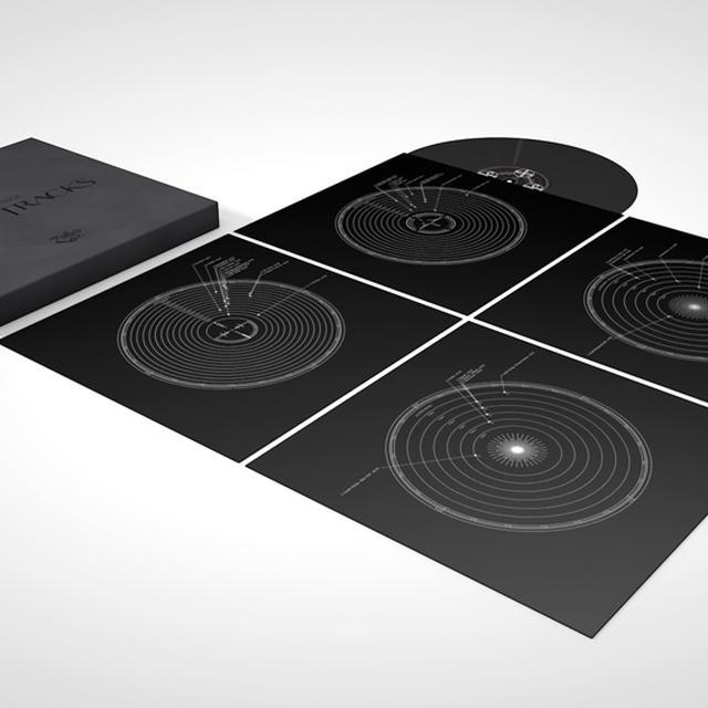 Jimmy Page SOUND TRACKS Vinyl Record