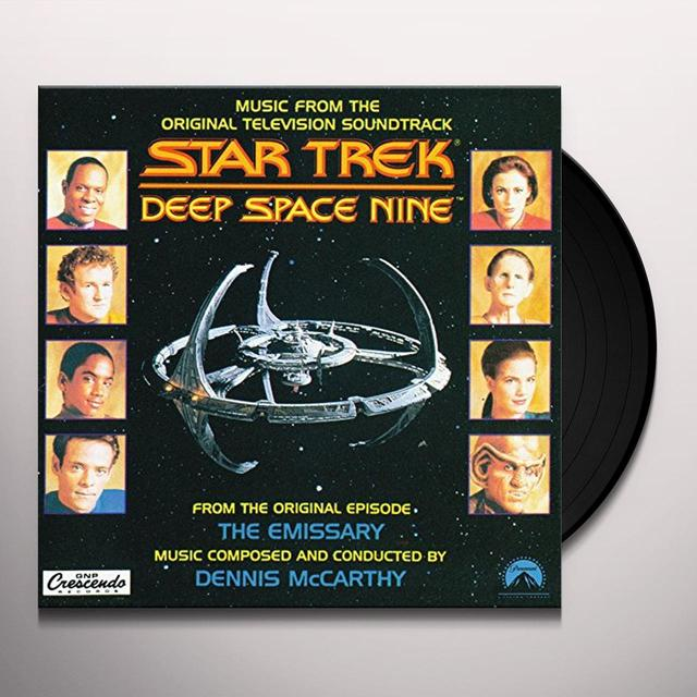 DEEP SPACE NINE / O.S.T. Vinyl Record
