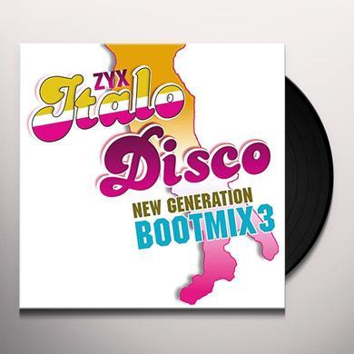 ZYX ITALO DISCO NEW GENERATION BOOT MIX 3 / VAR Vinyl Record