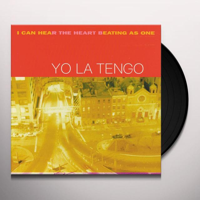 Yo La Tengo I CAN HEAR THE HEART BEATING AS ONE Vinyl Record