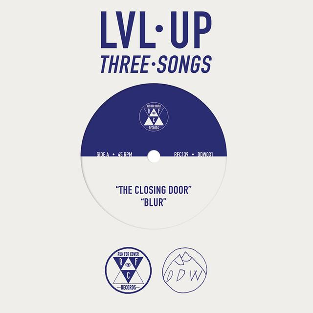 LVL UP THREE SONGS Vinyl Record