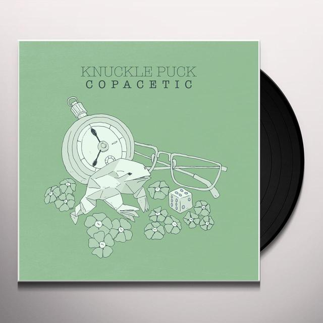 KNUCKLE PUCK COPACETIC Vinyl Record - w/CD