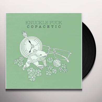 KNUCKLE PUCK COPACETIC Vinyl Record - w/CD