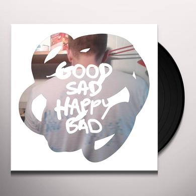 Micachu & The Shapes GOOD SAD HAPPY BAD Vinyl Record
