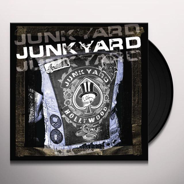 Junkyard FADED / THE RIVER Vinyl Record