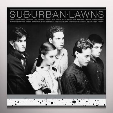 SUBURBAN LAWNS Vinyl Record - Blue Vinyl, Colored Vinyl, Green Vinyl, Limited Edition, 180 Gram Pressing