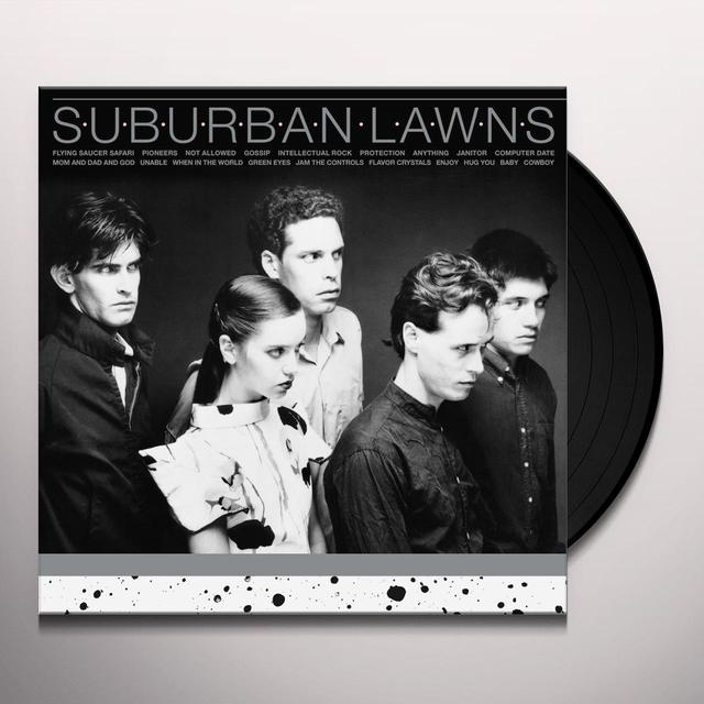 SUBURBAN LAWNS Vinyl Record