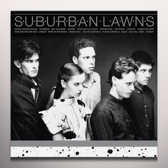 SUBURBAN LAWNS    (SLV) Vinyl Record - Colored Vinyl, Limited Edition, 180 Gram Pressing, Digital Download Included