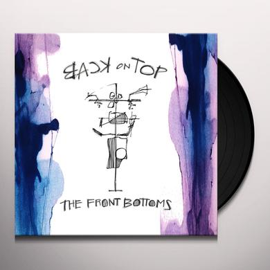 The Front Bottoms BACK ON TOP Vinyl Record - Digital Download Included