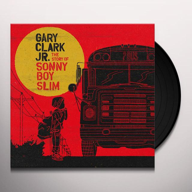 Gary Clark Jr STORY OF SONNY BOY SLIM Vinyl Record - Digital Download Included