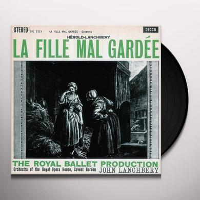 COVE LANCHBERY HEROLD-LANCHBERY: LA FILLE MAL GARDEE Vinyl Record