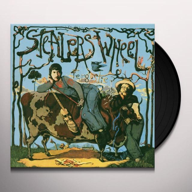 Stealers Wheel FERGUSLIE PARK Vinyl Record - Gatefold Sleeve, 180 Gram Pressing