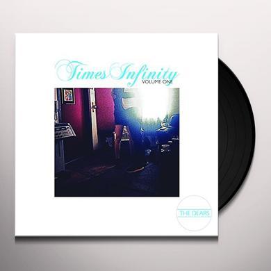 Dears TIMES INFINITY 1 Vinyl Record