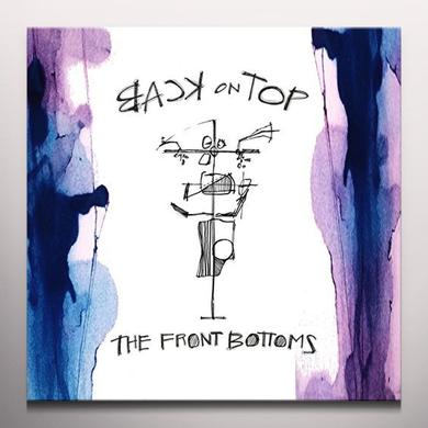 The Front Bottoms BACK ON TOP Vinyl Record - Colored Vinyl, Digital Download Included