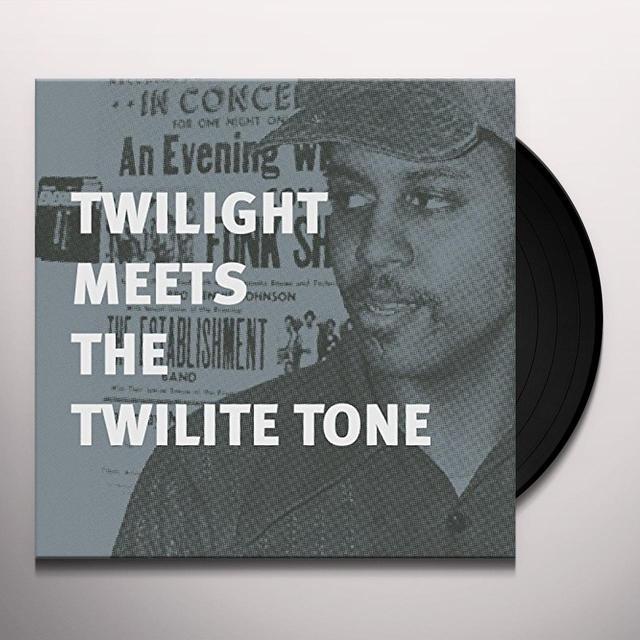 TWILIGHT & TWILITE TONE TWILIGHT MEETS THE TWILITE TONE: SPECIAL HIGH Vinyl Record