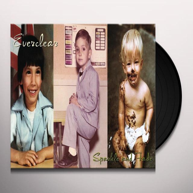 Everclear SPARKLE & FADE Vinyl Record