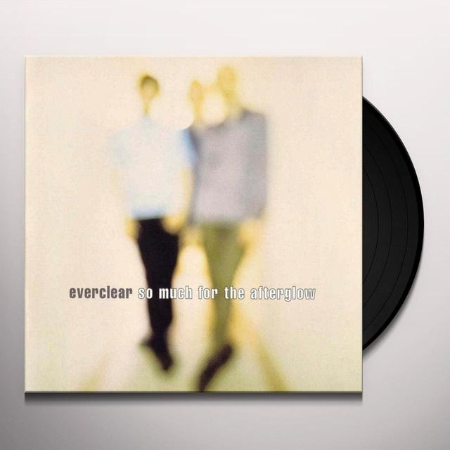 Everclear SO MUCH FOR THE AFTERGLOW Vinyl Record - Gatefold Sleeve, 180 Gram Pressing