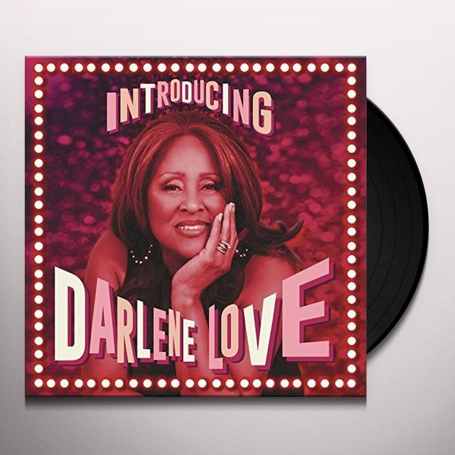 INTRODUCING DARLENE LOVE Vinyl Record
