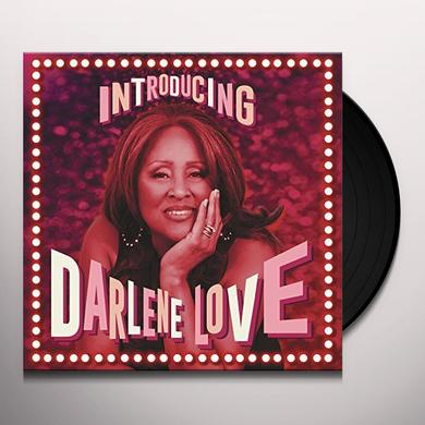 INTRODUCING DARLENE LOVE Vinyl Record - 180 Gram Pressing, Digital Download Included