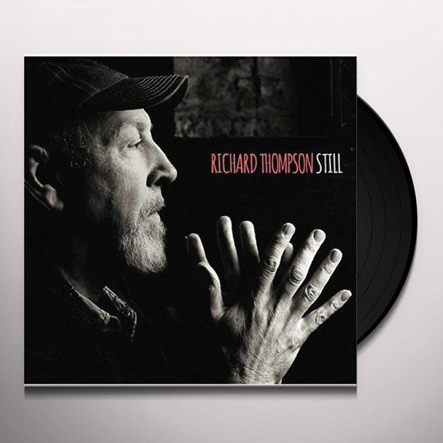 Richard Thompson STILL Vinyl Record - UK Import