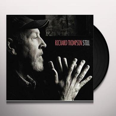 Richard Thompson STILL Vinyl Record - UK Import