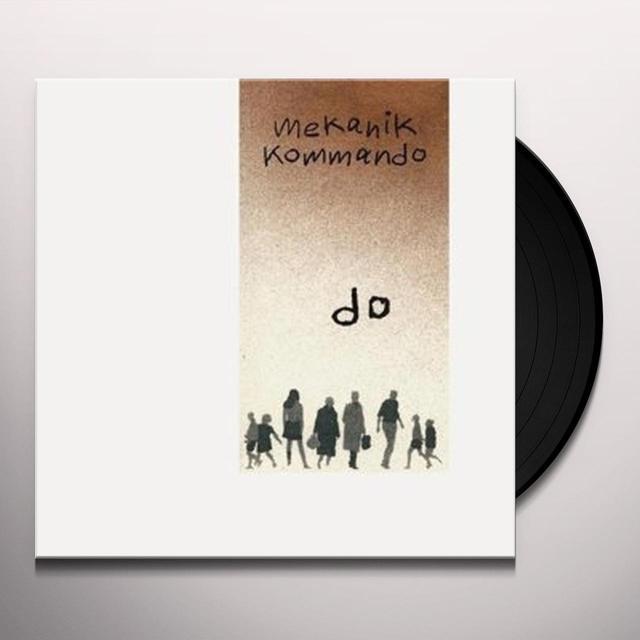 Mekanik Kommando DO Vinyl Record - Holland Import