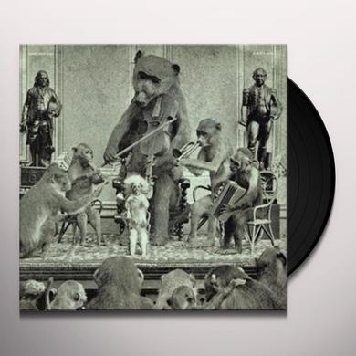 Sand Snowman DOLL'S EYES Vinyl Record - Holland Import