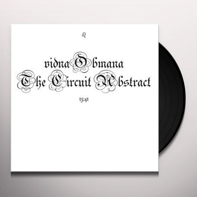 Vidnaobmana CIRCUIT ABSTRACT Vinyl Record