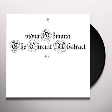 Vidnaobmana CIRCUIT ABSTRACT Vinyl Record - Holland Import