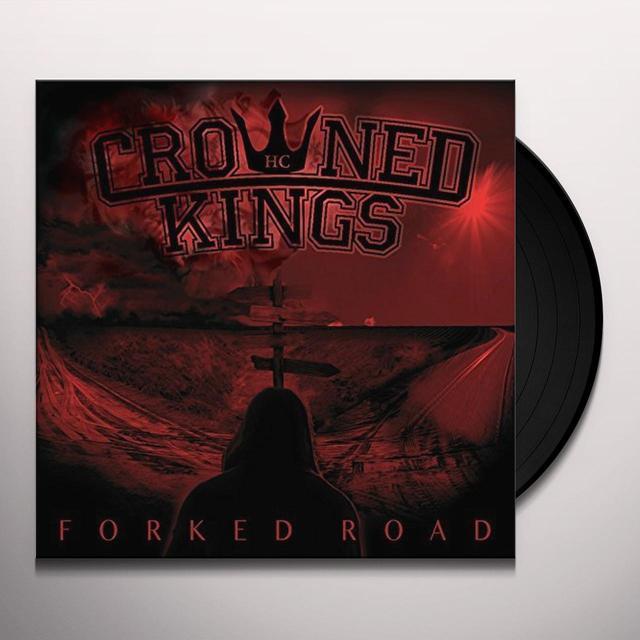 CROWNED KINGS FORKED ROAD Vinyl Record - UK Import