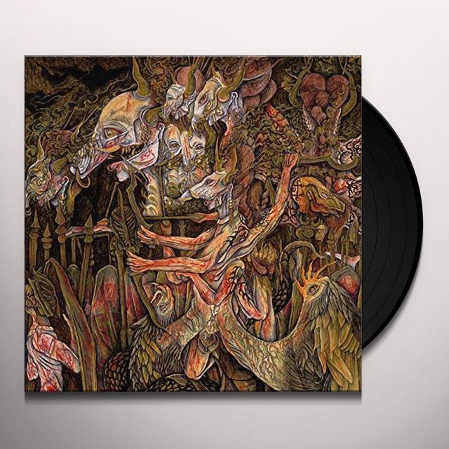 HOWLS OF EBB MARROW VEIL Vinyl Record - UK Import