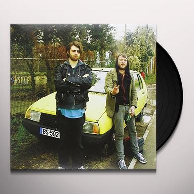 JESSICA93 RISE Vinyl Record - UK Import