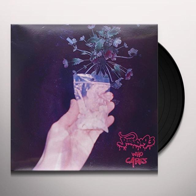 JESSICA93 WHO CARES Vinyl Record - UK Import