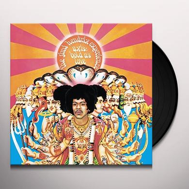 Jimi Hendrix AXIS: BOLD AS LOVE Vinyl Record