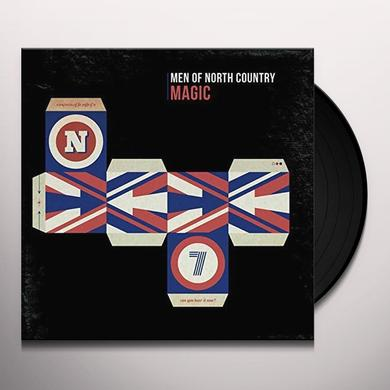 Men Of North Country MAGIC Vinyl Record - UK Import