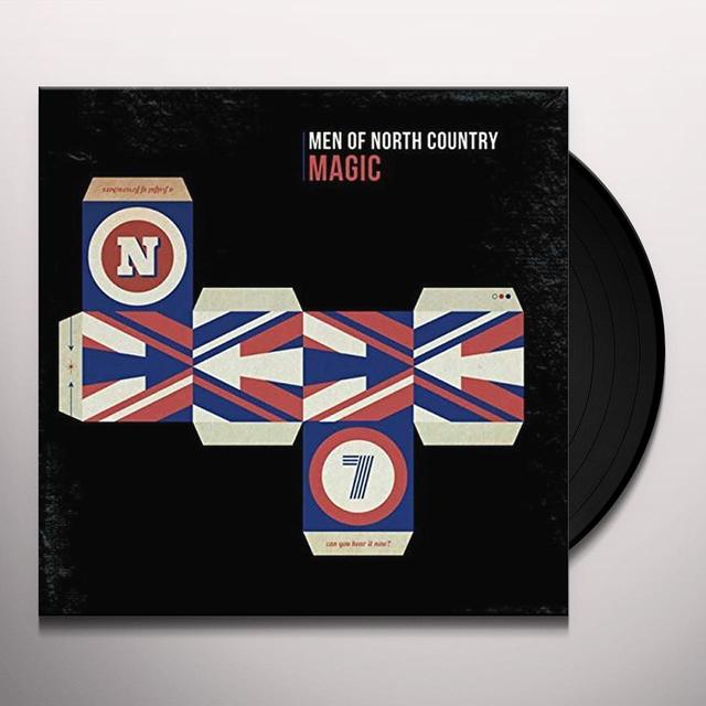Men Of North Country MAGIC Vinyl Record - UK Import