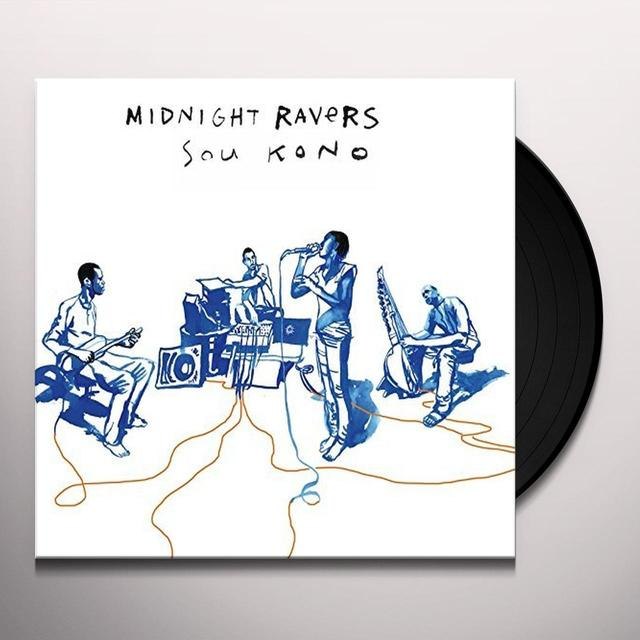MIDNIGHT RAVERS BALANI SHOW Vinyl Record - UK Import