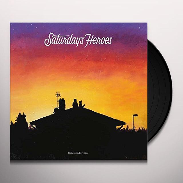 SATURDAY'S HEROES HOMETOWN SERENADE Vinyl Record - UK Import