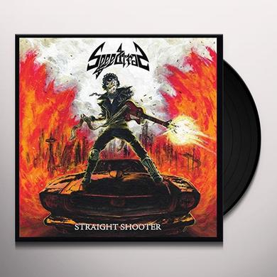 Speedtrap STRAIGHT SHOOTER Vinyl Record - UK Release